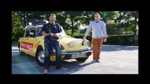 Tour De France Citroen DS Clips bro!